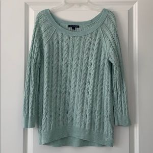 American Eagle Outfitters 🦅 mint sweater